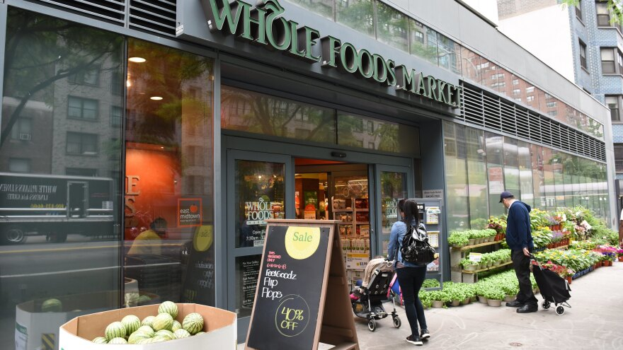 Whole Foods stores are set to be taken over by Amazon later this year, after their merger deal got FTC approval.