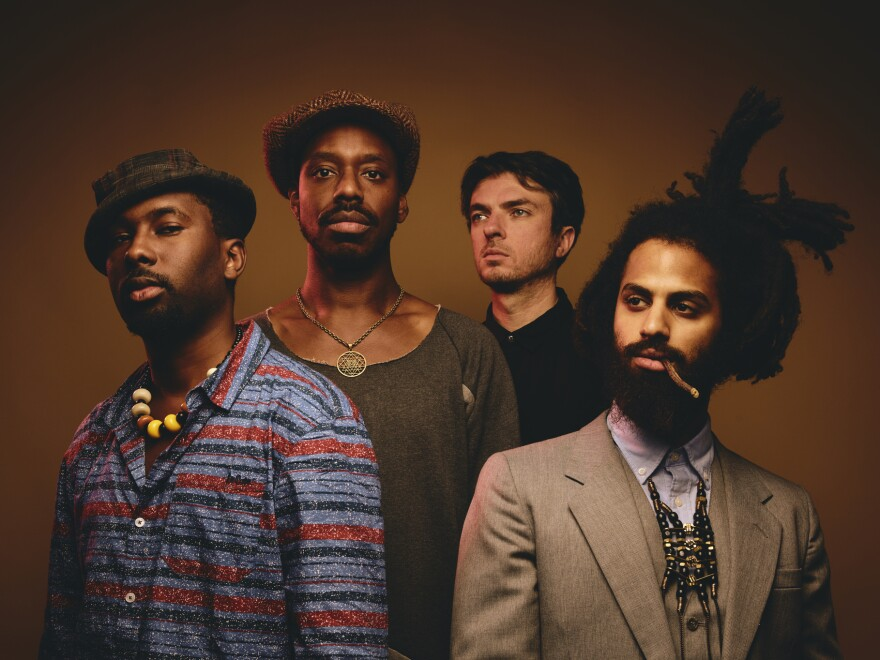 Jazz groups like Sons of Kemet — which has built its success on a reputation for explosive and energetic live performances — are being forced to adapt to a world with no concerts.