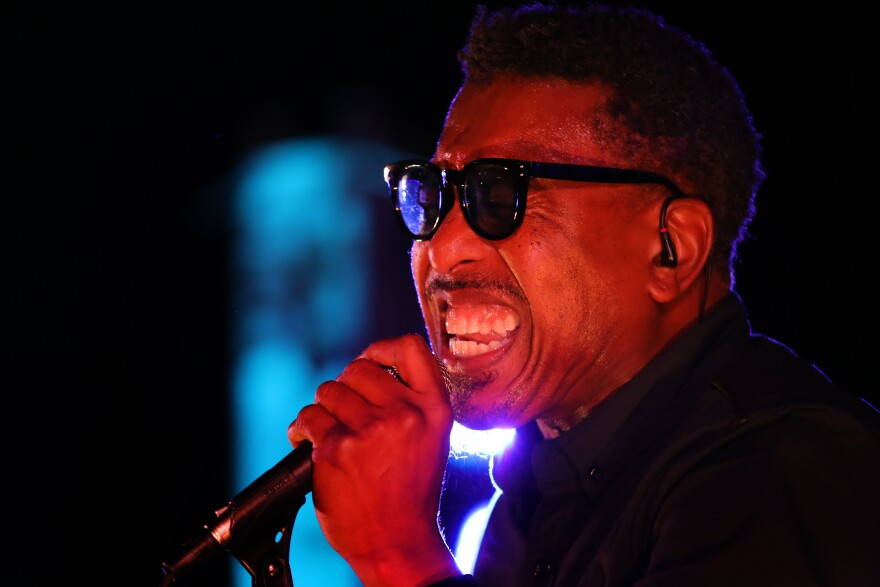 Tomar and the FCs perform at Rock the Park concert series at Mueller Lake Park on March 6.