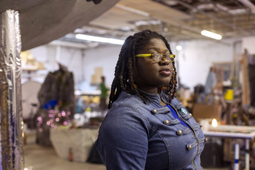 Pearl Ricks is a member of the AfroFuturist Krewe. The group's membership is open to gender-expansive people and seeks to spread awareness of black involvement in science fiction and fantasy genres.