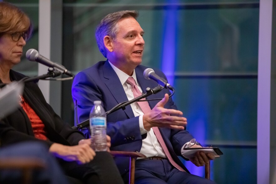 Brian Collier of the Foundation for the Carolinas said some estimate it would cost $6 billion to solve Charlotte's affordable housing crisis.