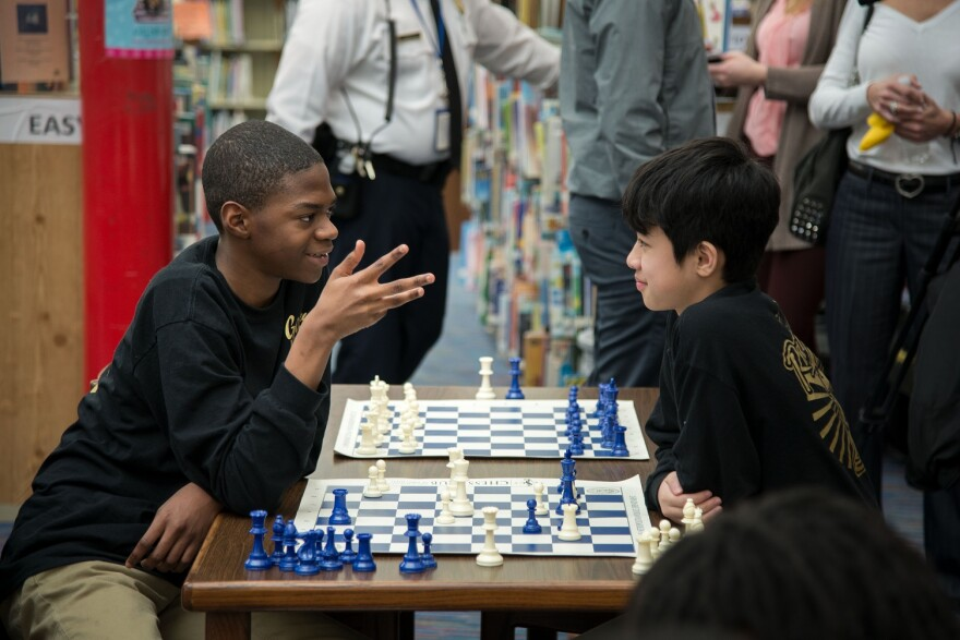 Researchers say chess teaches students to think more critically, improves concentration, increases executive functioning, and aids in spatial reasoning and pattern recognition.