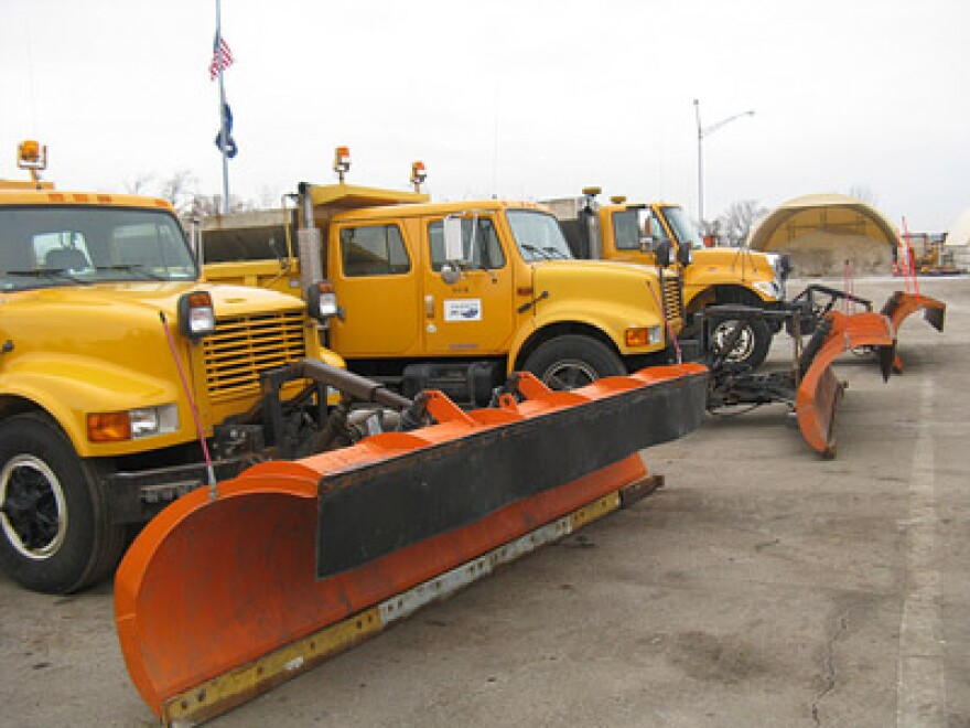 Many MoDOT employees are trained to operate complicated machines and vehicles.
