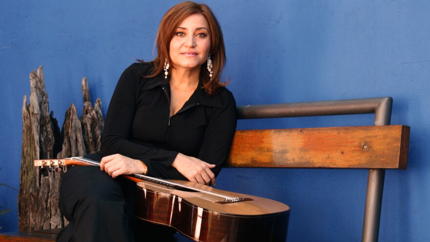 Classical guitarist Berta Rojas' new album, <em>History of Tango</em>, charts a new course for the popular style.