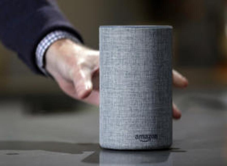 Lawmakers and law enforcement are discussing how much personal information is protected from devices like Amazon Echo and Google Home.