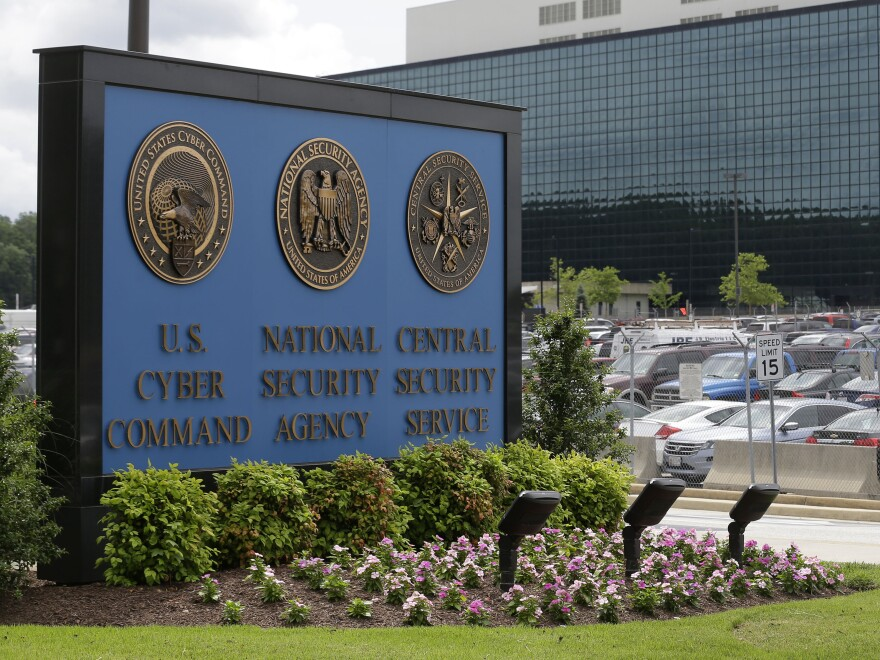 The National Security Administration campus in Fort Meade, Md., where the U.S. Cyber Command is located. Acting Homeland Security Adviser Rob Joyce said Monday he would leave the White House to return to the NSA.