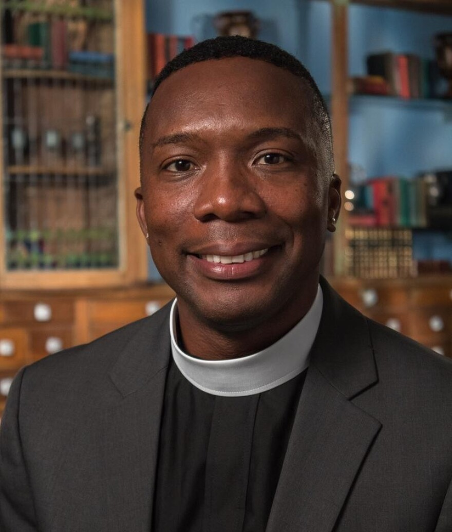 The Rev. Deon Johnson will be the 11th Bishop of the Episcopal Diocese of Missouri. Johnson is also the first openly gay Bishop to the lead the diocese.