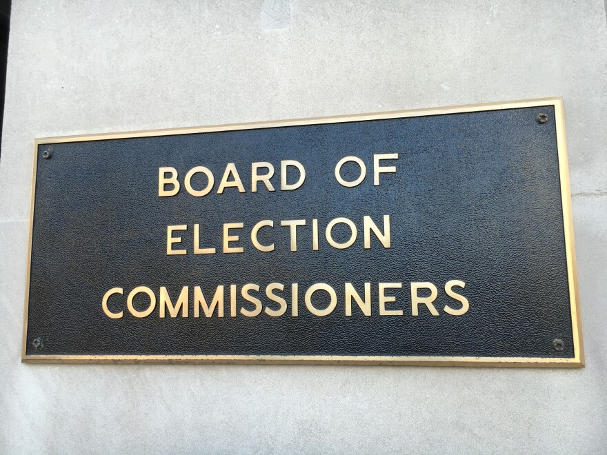 The St. Louis Board of Election Commissioners
