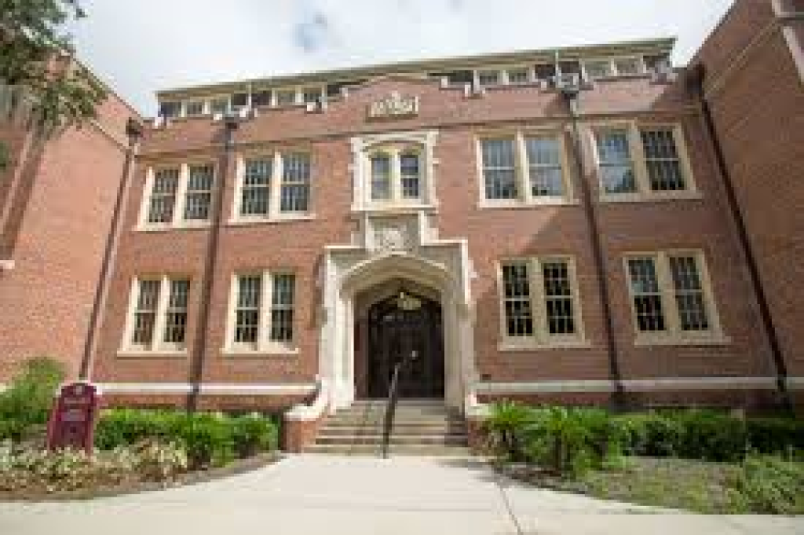 Eppes Hall will retain its name, although the University will ask the Florida Legislature to drop B.K. Roberts name from the building at the College of Law.