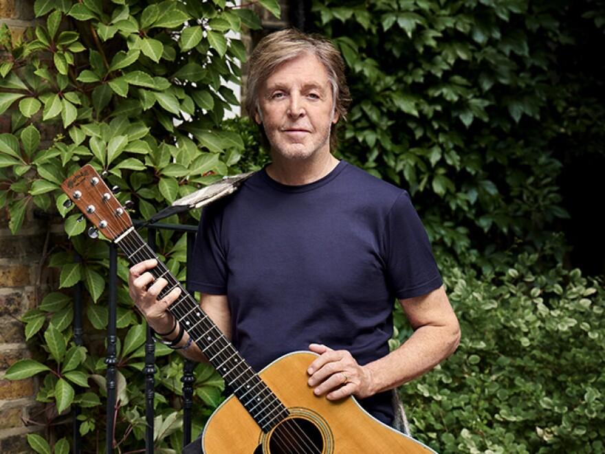 Paul McCartney's <em></em><em>Egypt Station </em>is on our shortlist for the week's best new albums, out on Sep. 7.