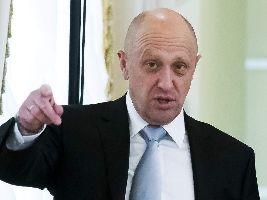 Prosecutors have dropped the case associated with Russian businessman Yevgeny Prigozhin, who was a key figure in the campaign of interference that targeted the U.S. election in 2016.