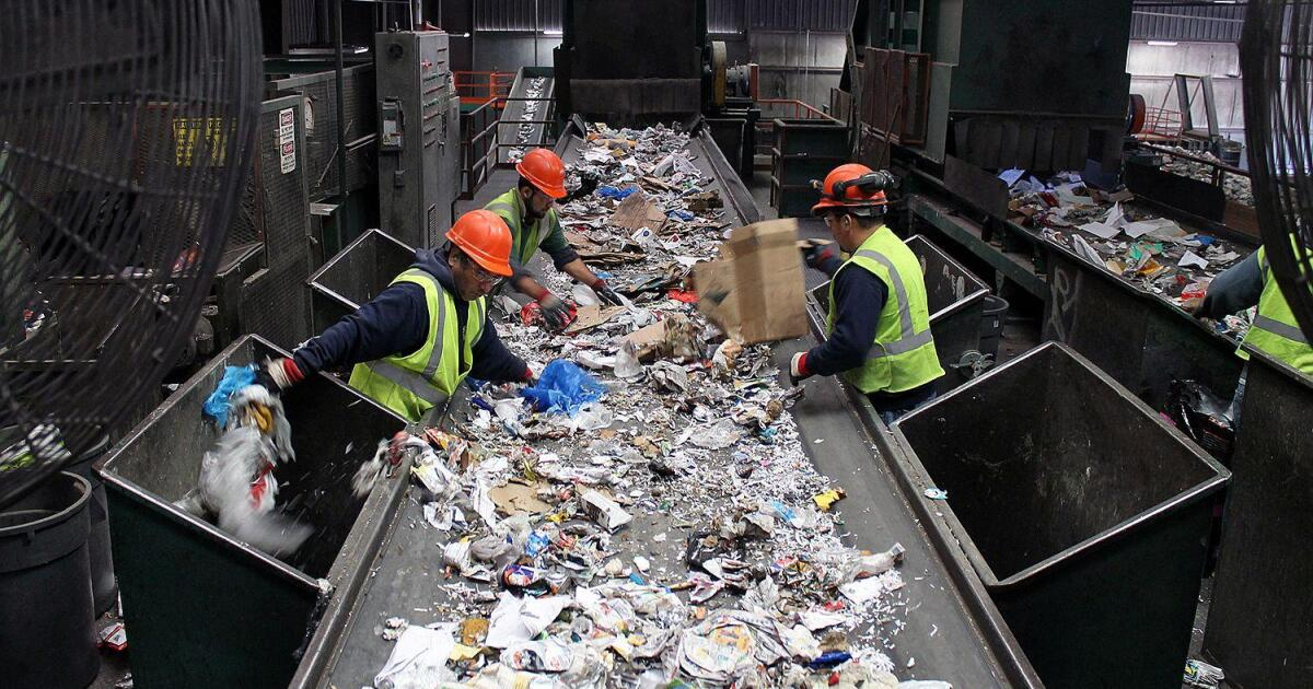 To keep recycling, St. Louis municipalities find new places to send materials