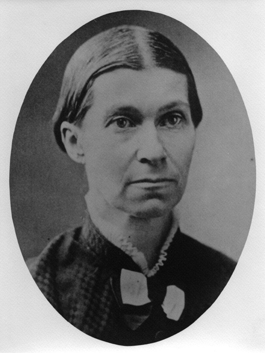 Susan Wright died of tuberculosis on July 4, 1889, 14 years before her sons took their first flight.