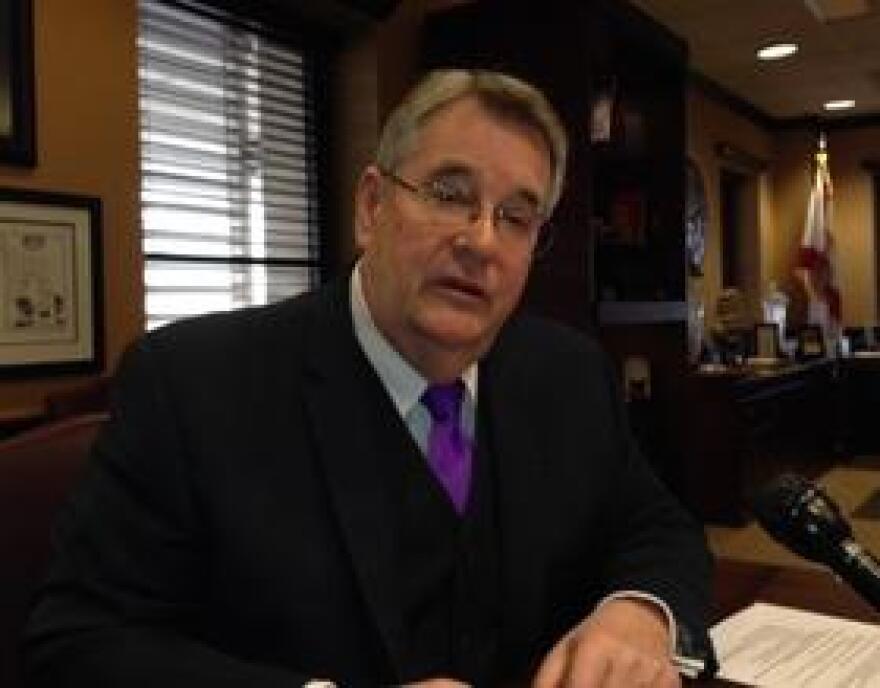 Republican state Sen. Don Gaetz.