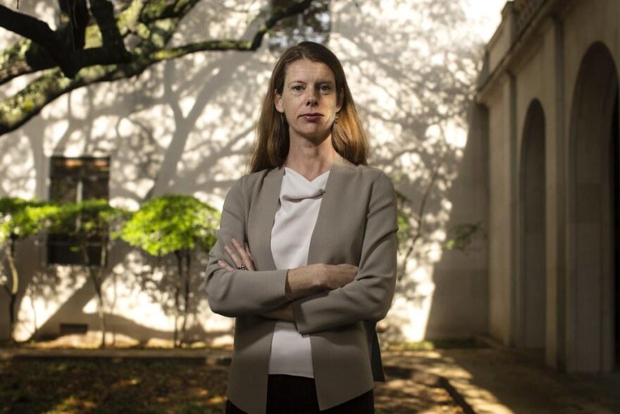 UT law professor Jennifer Laurin