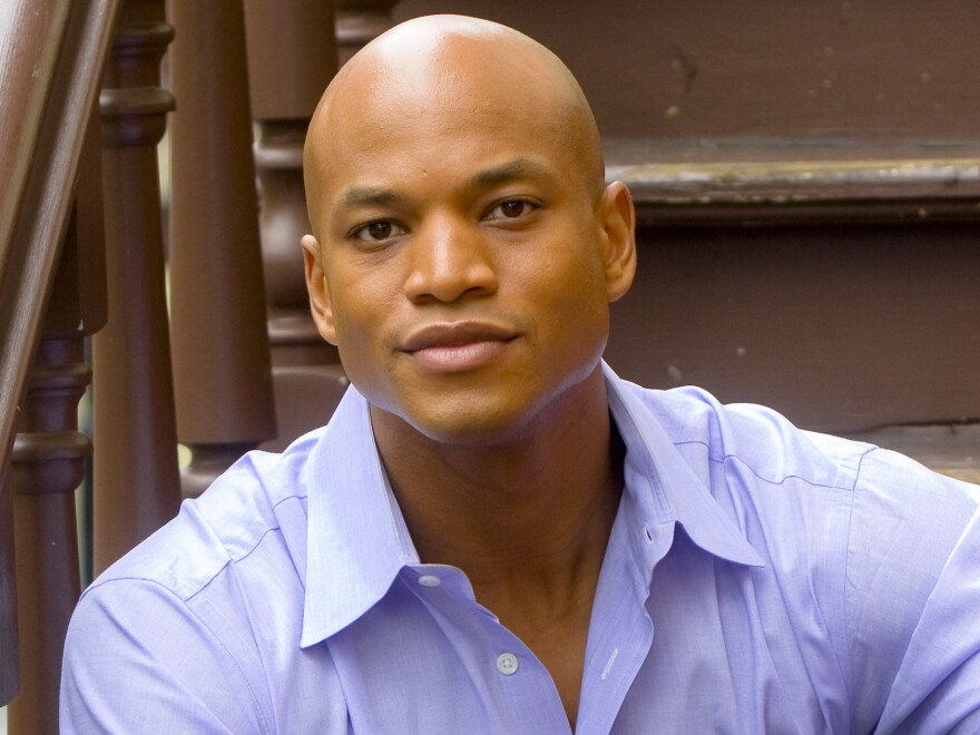 Wes Moore was born in Baltimore. He's now the president of the Robin Hood Foundation, a poverty fighting organization funding schools, food pantries and shelters in New York City.