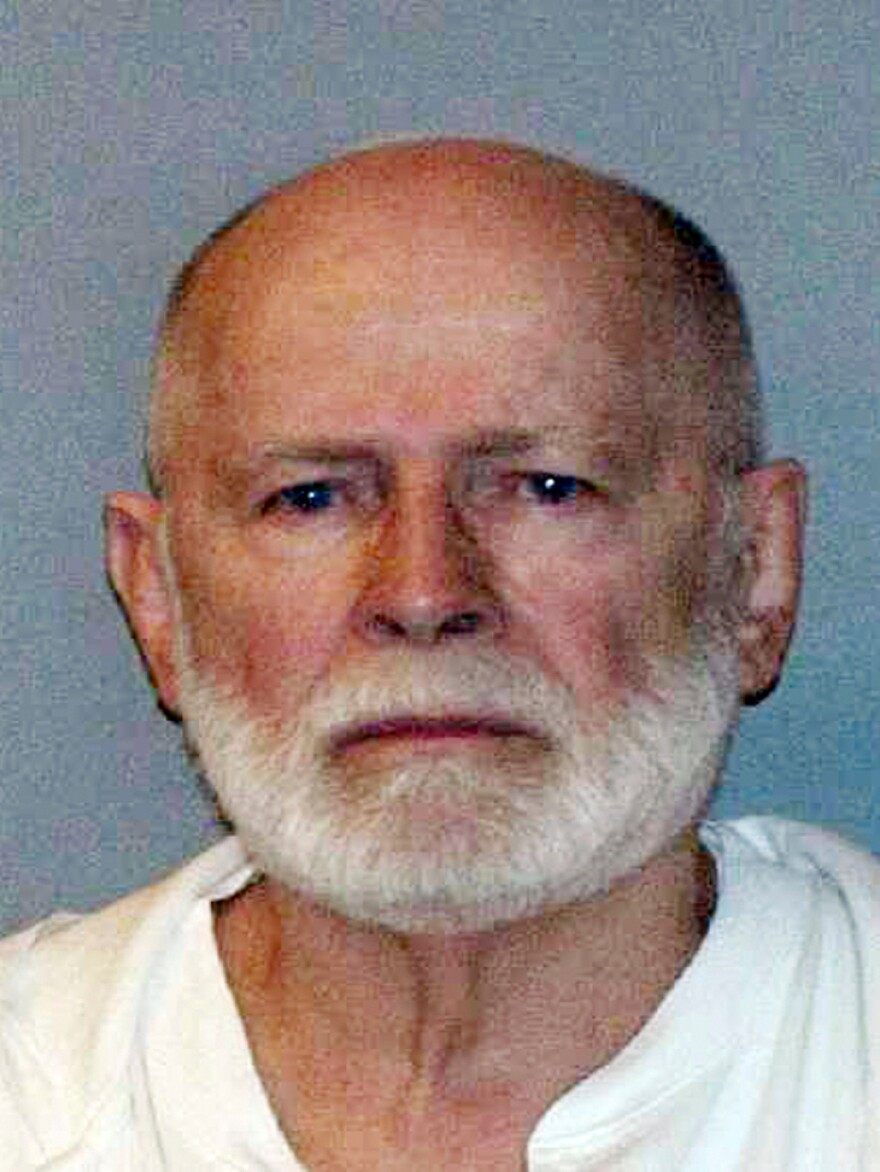 """<p>James """"Whitey"""" Bulger, shown here in a June 2011 file booking photo, was captured in Santa Monica, Calif., with his longtime girlfriend Catherine Greig. </p>"""