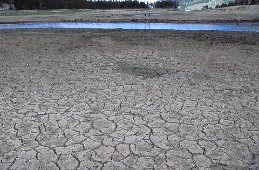 Drought in Colorado