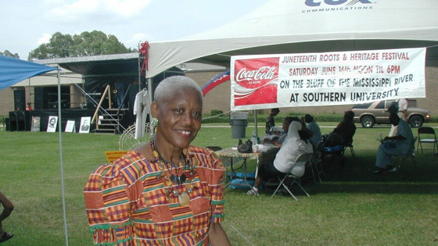Sadie Roberts-Joseph founded the Odell S. Williams Now & Then African American Museum in Baton Rouge, La., in 2001. She was a prominent civil rights activist and community leader.