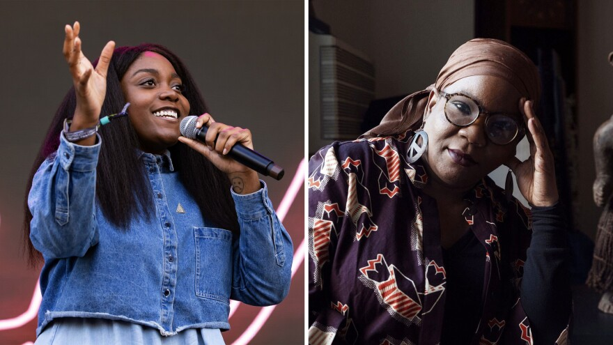 Rapper Noname and activist and organizer Mariame Kaba joined <em>Louder Than A Riot</em> to discuss hip-hop's role in a prison-free future.