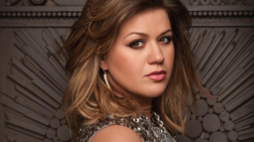 Kelly Clarkson's new album is <em>Stronger</em>.