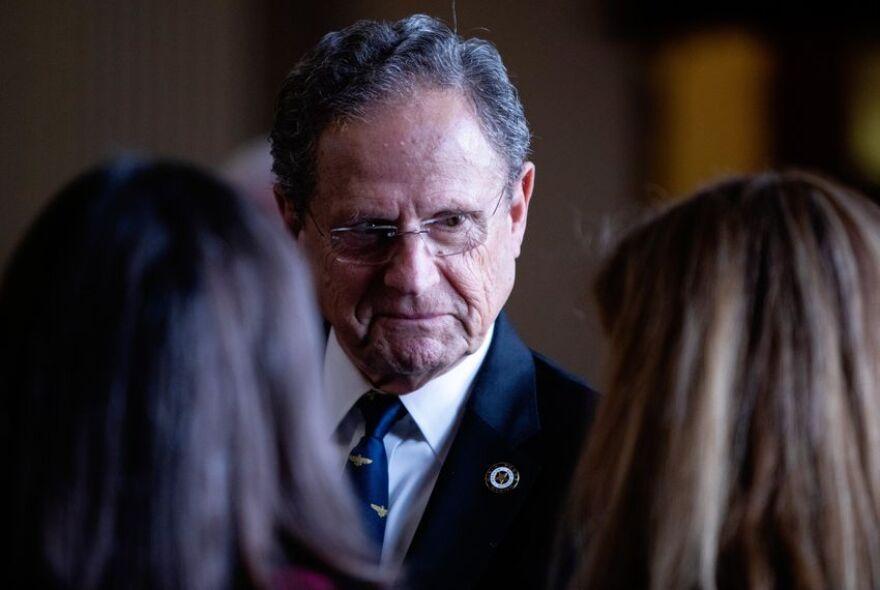 State Rep. Rick Miller, R- Sugar Land