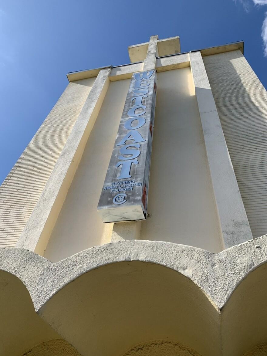image of WestCoast Center for Human development Church in Sarasota
