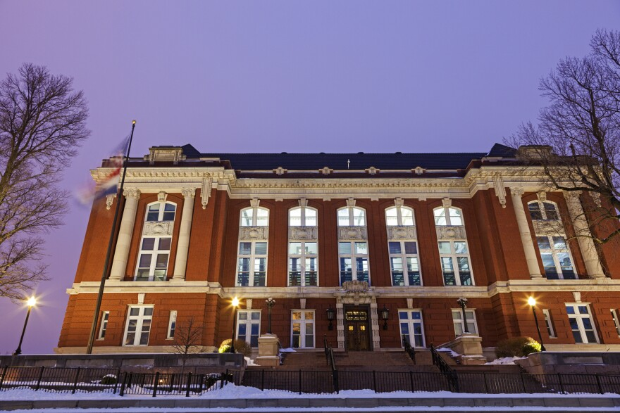 The Missouri Supreme Court, whose building is pictured here, ruled in a case brought by a gay man who alleged he was subjected to sex discrimination by his employer because he didn't exhibit stereotypical attributes of how a male should appear and behave.