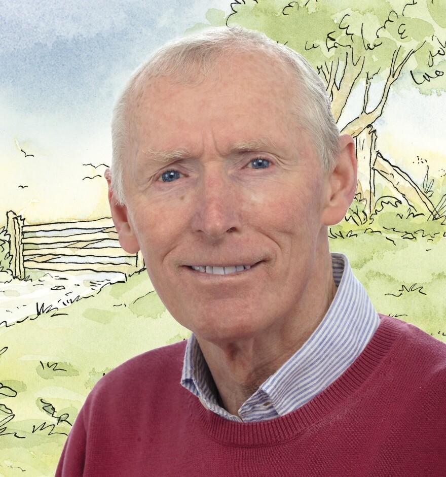 Sam McBratney was a classroom teacher before he became an author.