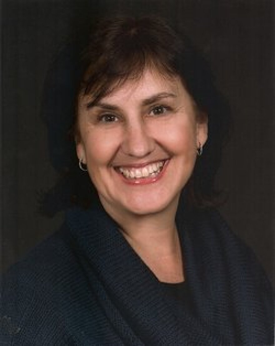 Author Alicia von Stamwitz has written two books on the words of Pope Francis.