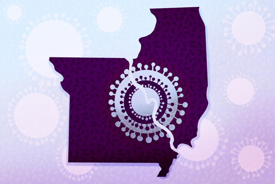 The coronavirus is spreading in the St. Louis region. This blog will track COVID-19 updates in the metro area, Missouri and Illinois.
