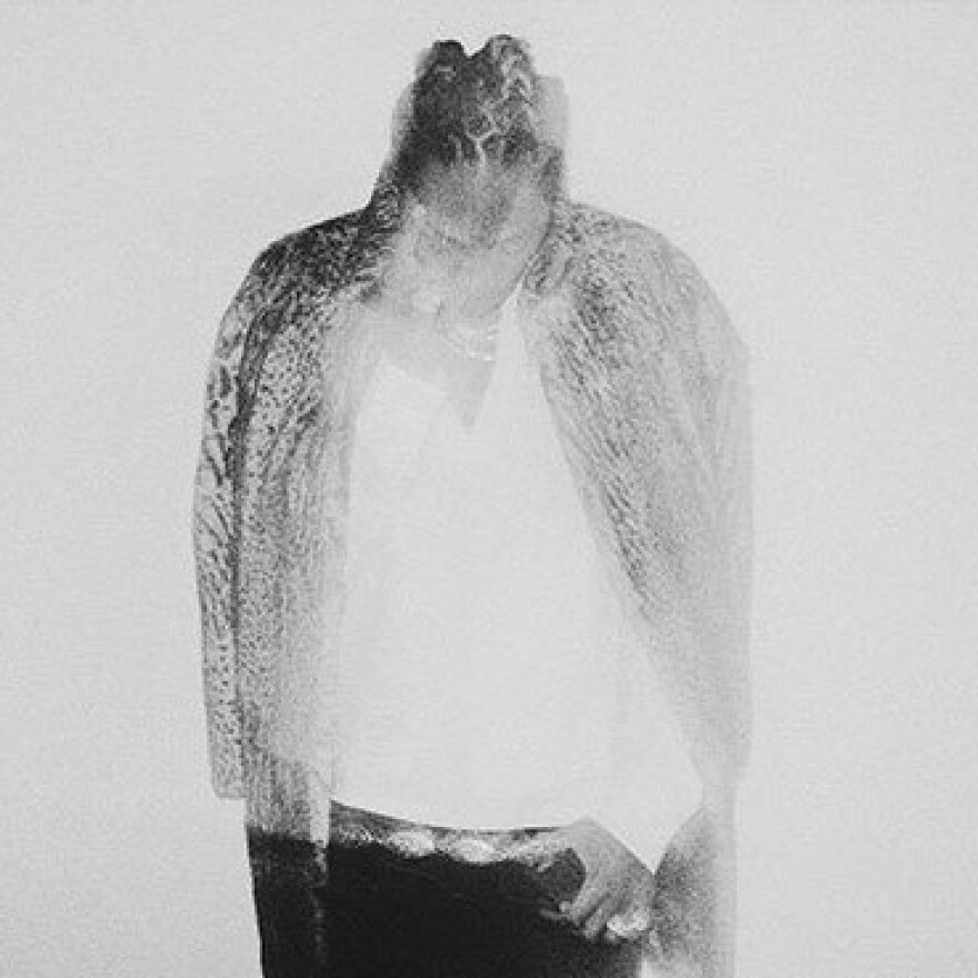 The cover art of Future's <em>HNDRXX</em>, released just one week after his chart-topping self-titled album.
