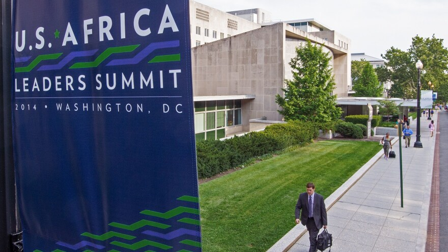 Scores of African leaders gather in Washington this week at an unprecedented summit organized by President Obama.