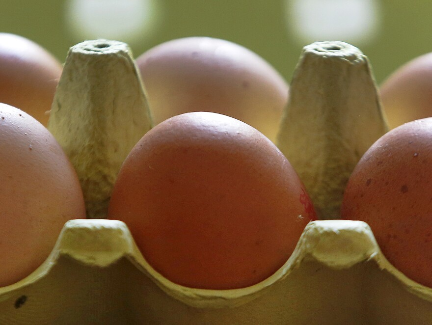 The Aldi supermarket chain is pulling all eggs in its German stores amid a scare over possible pesticide contamination.