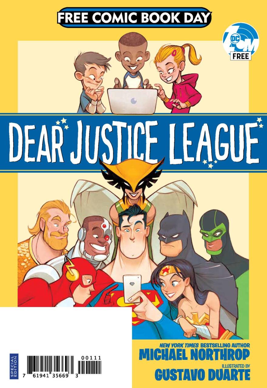 <em>Dear Justice League</em>