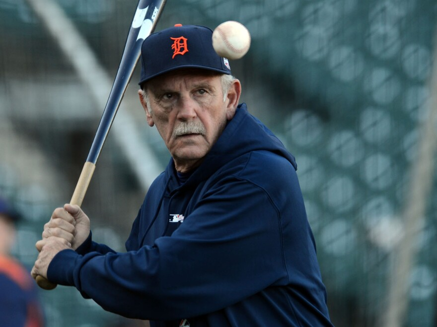 Detroit Tigers manager Jim Leyland has seen a lot in his day, but never a World Series matchup between his team and the Giants.