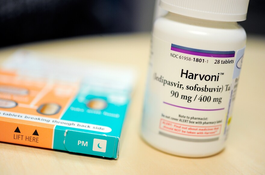 Harvoni can cure hepatitis C, but the drug costs a fortune. Are loans to patients the answer?