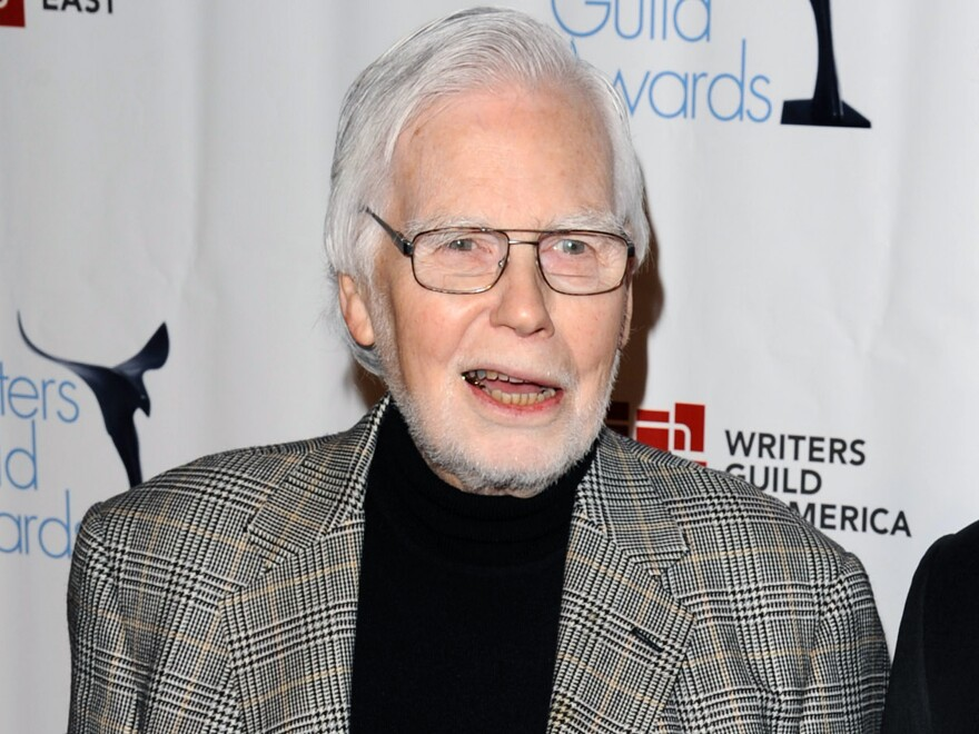 In 2011, Frank Gilroy attends the Writers Guild Awards in New York. Gilroy, the Pulitzer Prize-winning playwright of <em>The Subject Was Roses</em> died Saturday in Monroe, N.Y. He was 89.