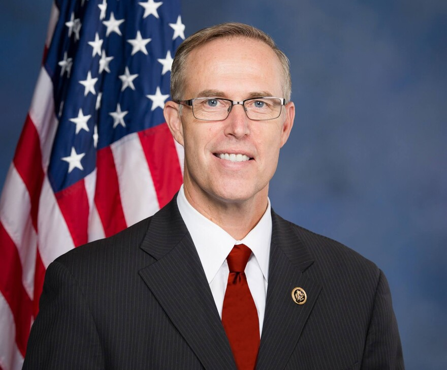 CA District 2 Congressman Jared Huffman