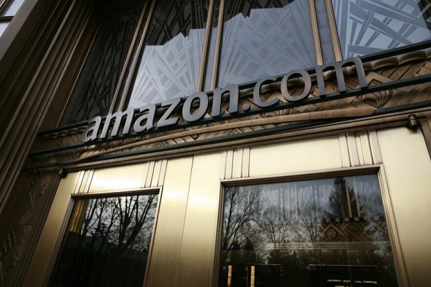 Amazon headquarters building