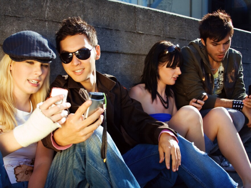 """Twenty-nine percent of all cellphone owners described their phone as """"something they can't imagine living without,"""" according to a Pew Research Center survey."""
