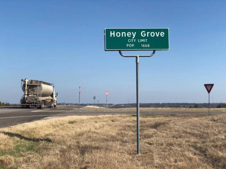 "Honey Grove is known as ""The Sweetest Town in Texas."" Superintendent Todd Morrison says, ""Our families for the most part support each other, so if something is needed, we try to come together as a community."""