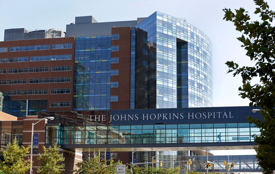 Seven years ago, Johns Hopkins Hospital collaborated with Baltimore's Safe Streets program to bring violence prevention workers into the hospital to meet with the injured and settle conflicts. Now, the health department in Baltimore is trying to revive the program.