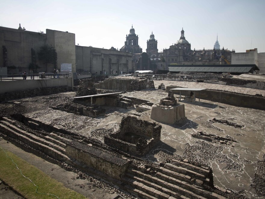 Archaeologists have made key discoveries about the Aztecs at the Great Temple site in Mexico City.