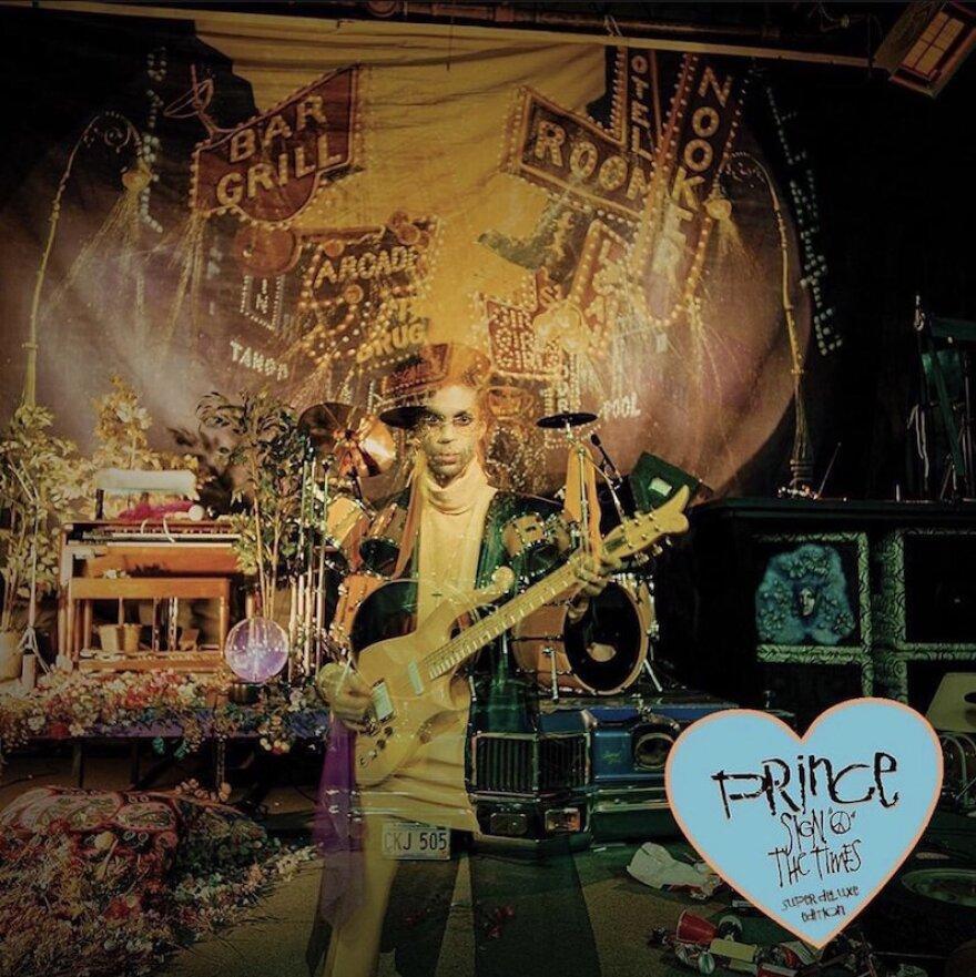 <em>Sign O' The Times: Super Deluxe Edition</em>, Prince