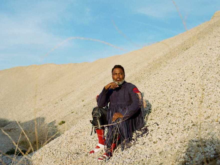 Once part of Digable Planets, Ishmael Butler continues to be a hip-hop innovator with Shabazz Palaces. He stays connected to new music through his son Jazz, who records as Lil Tracy.