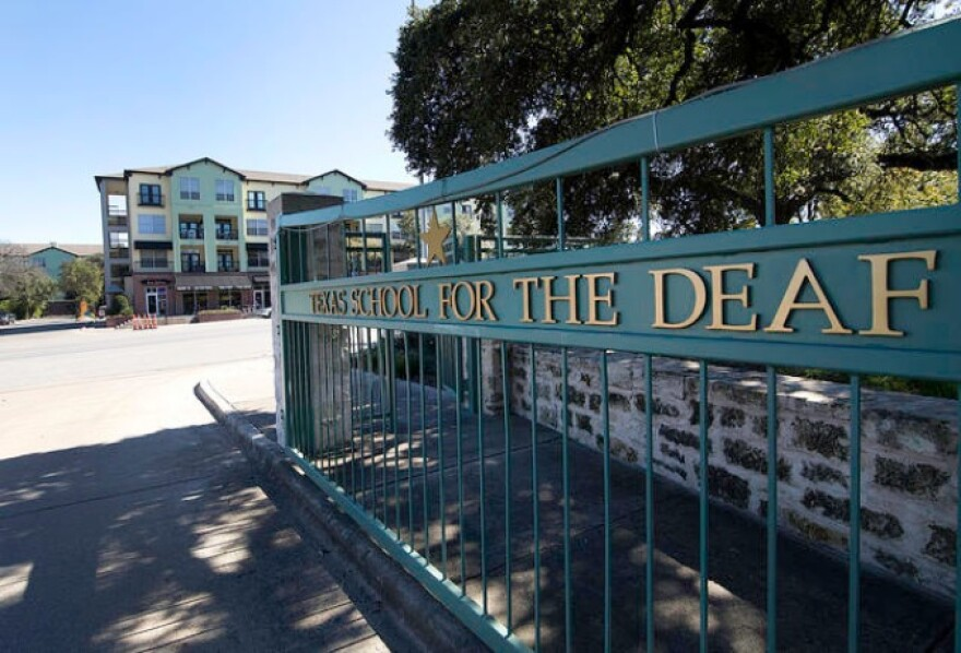 The Texas School for the Deaf