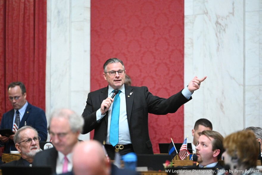 Delegate John Mandt. Jr