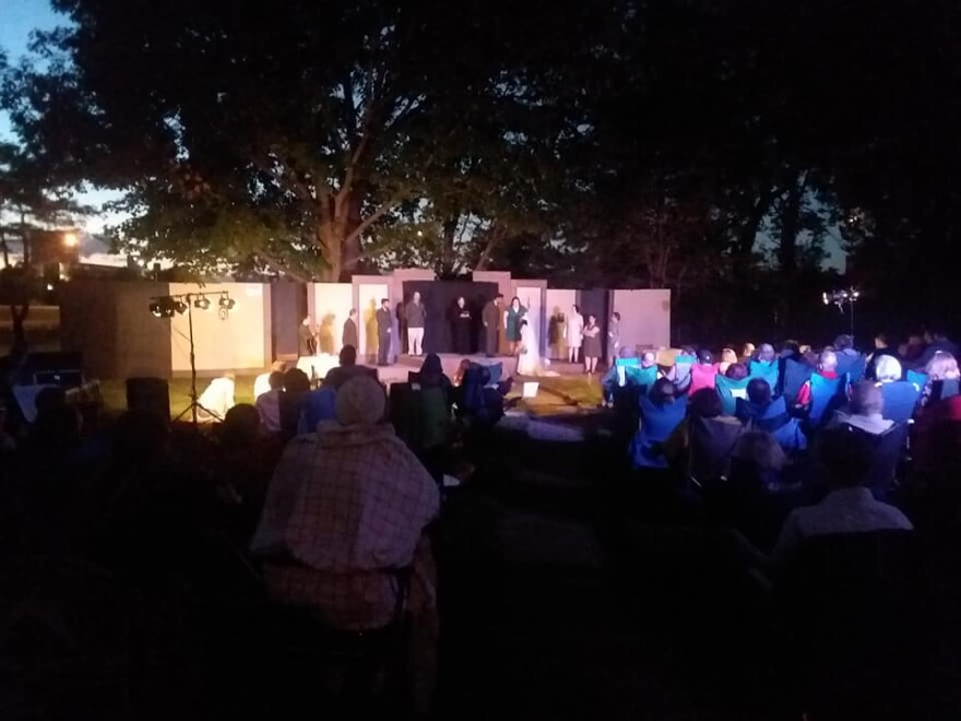 Shakespeare in South Park
