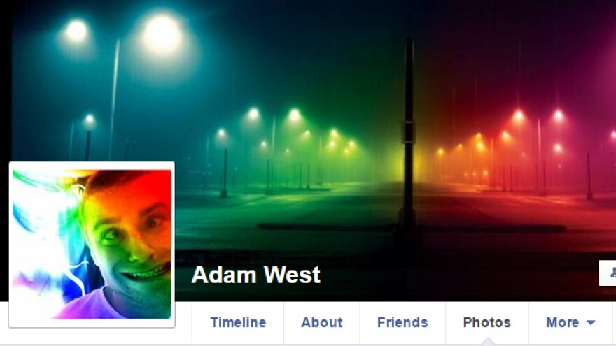 Adam Armstrong was using the name Adam West on Facebook — and now, it's his legal name. The 19-year-old chose to get a new passport rather than pay more than $330 in fees.